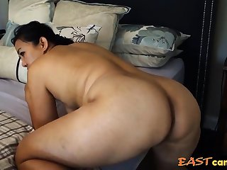 Asian Milf - Taking it from the back