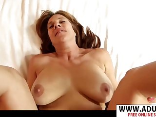 Realy Nice MILF Brooke Gets Plowed